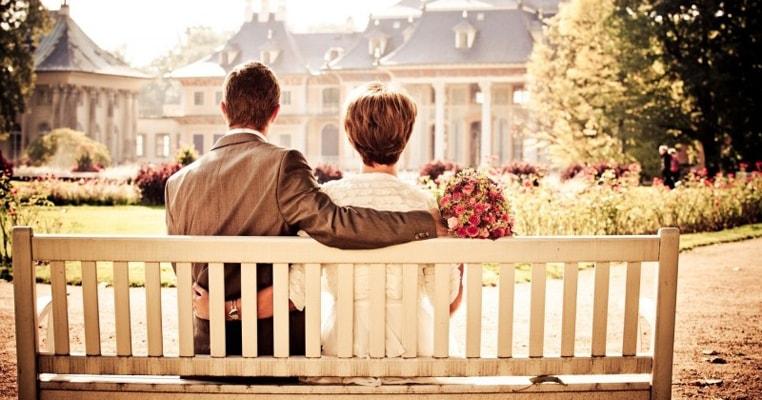 男の経済力に頼る結婚?