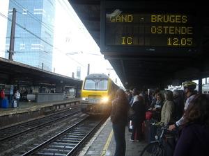 180_ブリュッセル駅5