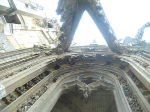 138_シャルトル大聖堂の塔から1