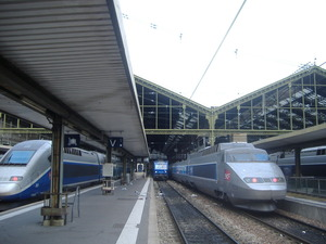 144_パリ北駅