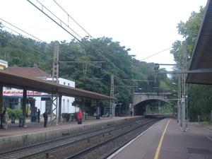146_フォンテーヌブロー駅
