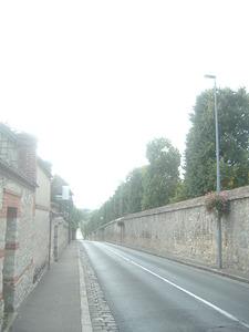 149_フォンテーヌブロー城壁