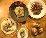 牡蠣フルコース