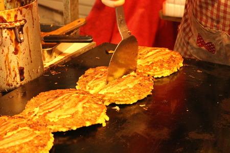 3 ごんごん祭り 屋台 お好み焼き (5)