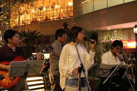 イベント ナイトガーデン 夜の部 ジャズ コンサート (8)