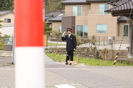 かかしロード 氷見市 柳田 カカシ (4)