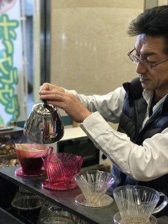 ホーウルウルの森 出店者 フラミンゴコーヒー (6)