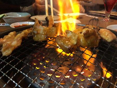 赤から 黒部店 焼肉 辛口鍋 鍋 ホルモン (3)