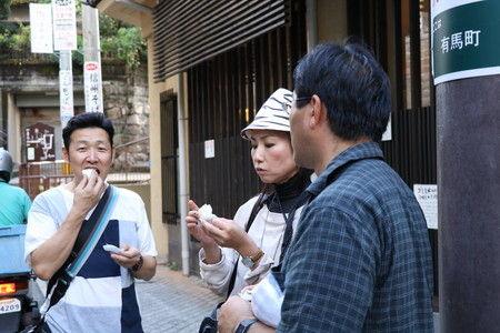 3-3 卒業旅行 神戸 有馬温泉 異人館 (2)