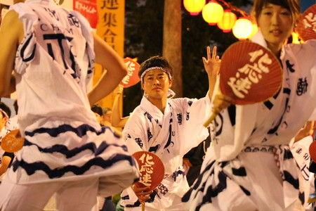 阿波踊り 写真 2017年 2017 平成29年 (1)