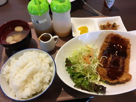 桐生珈琲 黒部市 (1)