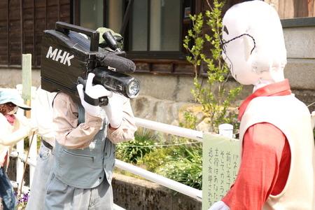 かかしロード 氷見市 柳田 カカシ (26)