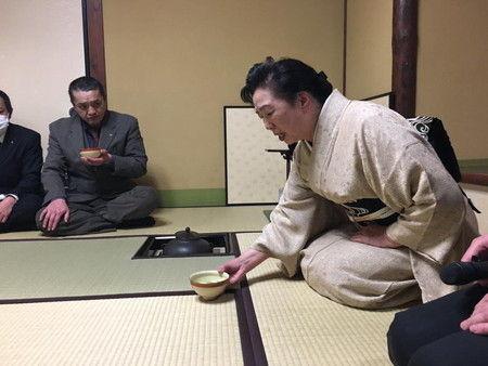 茶道館 磯波風 氷見市 茶道 お茶 (2)