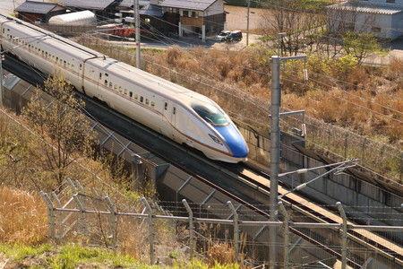 2 新幹線の見える丘公園 (2)