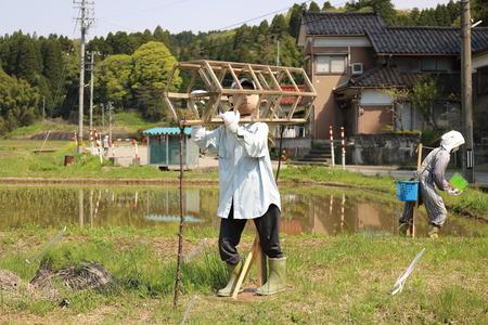 かかしロード 氷見市 柳田 カカシ (17)