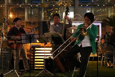 イベント ナイトガーデン 夜の部 ジャズ コンサート (5)