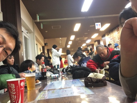 イオックス アローザ 休憩 ラーメン うどん カレー (1)