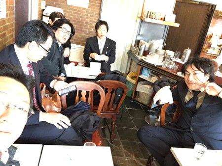 川崎大師 参拝 駅前 喫茶店 (1)