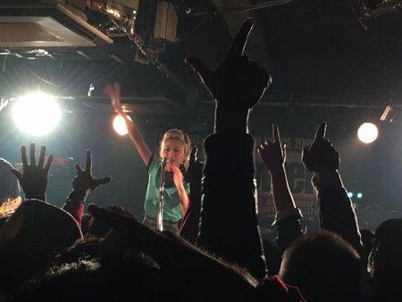 6-3 青野美沙稀 ロカビリー LIVE 富山 (1)