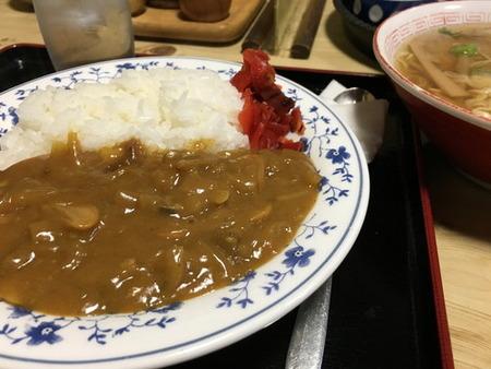 海津屋 ラーメン カレーライス 氷見市 (3)