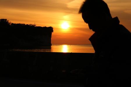 02 だるま太陽 氷見市 朝陽 シルエット (11)