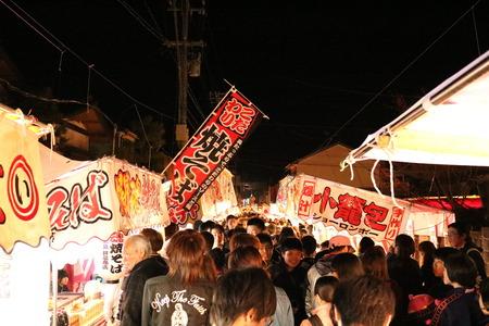 3 ごんごん祭り 屋台 お好み焼き (1)
