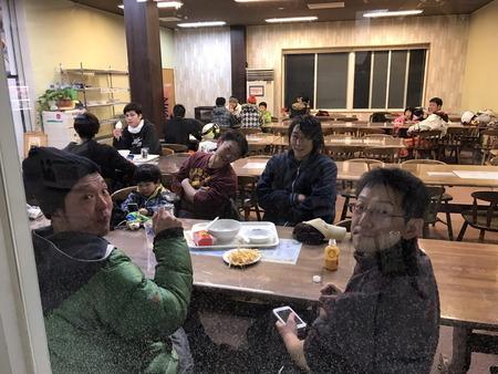 イオックス アローザ 休憩 ラーメン うどん カレー (7)