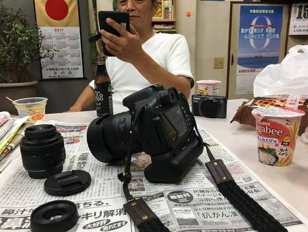 月下美人 鑑賞会 撮影会 マクロレンズ (11)