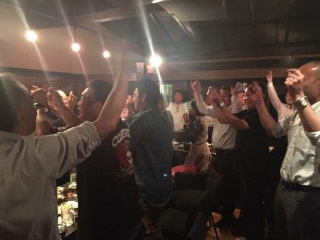 ライフガード 同窓会 京都 (2)