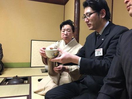 茶道館 磯波風 氷見市 茶道 お茶 (5)