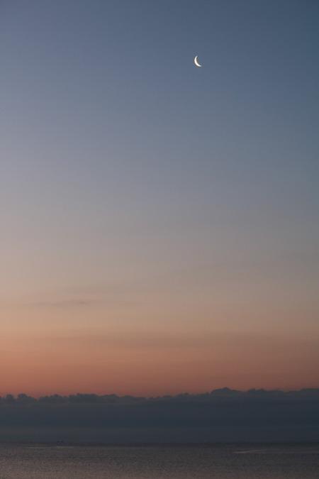 氷見市 朝日 日の出 阿尾海岸 (1)