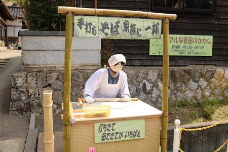 かかしロード 氷見市 柳田 カカシ (25)