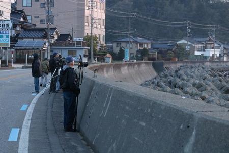 氷見市 朝日 日の出 写真 (1)