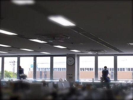 ミラーフィルム 貼り替え フィルム 白山市 (1)