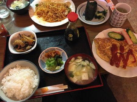 喫茶 モリカワ 氷見市 純喫茶 ランチ (1)