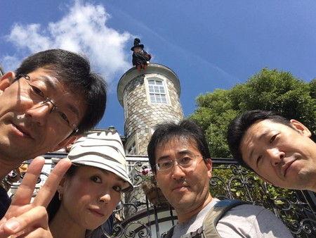 3-3 卒業旅行 神戸 有馬温泉 異人館 (1)