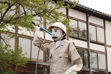 かかしロード 氷見市 柳田 カカシ (5)