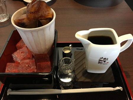桐生珈琲 黒部市 (2)