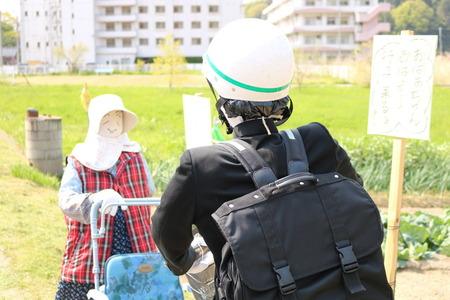 かかしロード 氷見市 柳田 カカシ (16)