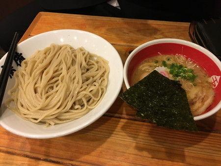 川崎市 玉 赤備 ラーメン つけ麺 (3)