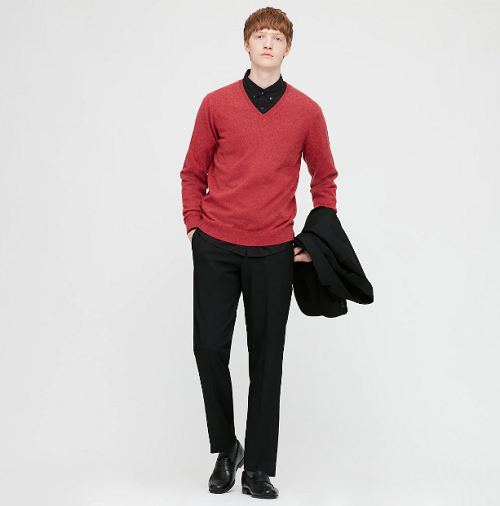 ユニクロでカシミヤセーター4枚買った結果wwwww