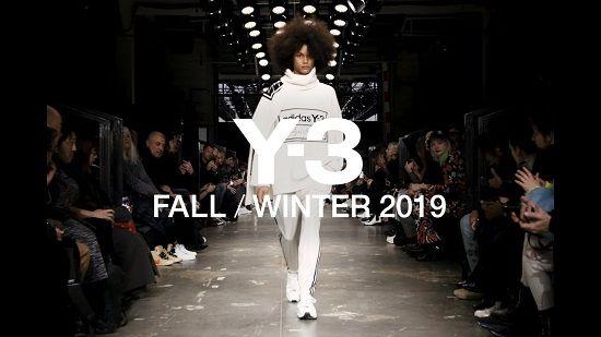 【アイコンの存在感際立つ】Y-3 2019-20年秋冬コレクション【海外の反応】