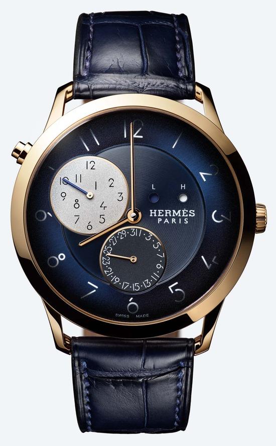【画像】このエルメスの腕時計欲しいんだけど、率直な感想聞かせてくれ