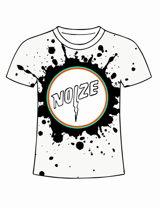 【画像】ニートワイがデザイナーのつもりでTシャツをデザインしてみたから値段つけてくれw