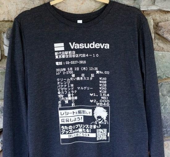 外国人「日本語ってマジカッケェ…Tシャツにしよw」 →結果wwww