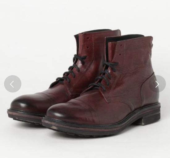 【画像】ブーツ買おうか悩んでるんやが、このブランド知ってる奴いる?