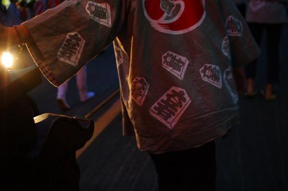 吉原祇園祭2012法被
