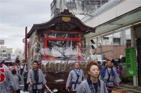 吉原祇園祭2012大和町