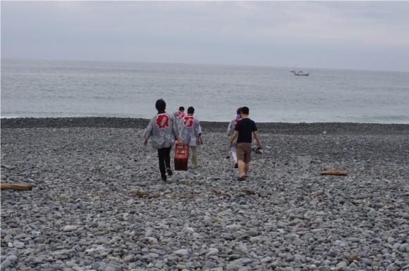 吉原祇園祭2012六軒町浜おり