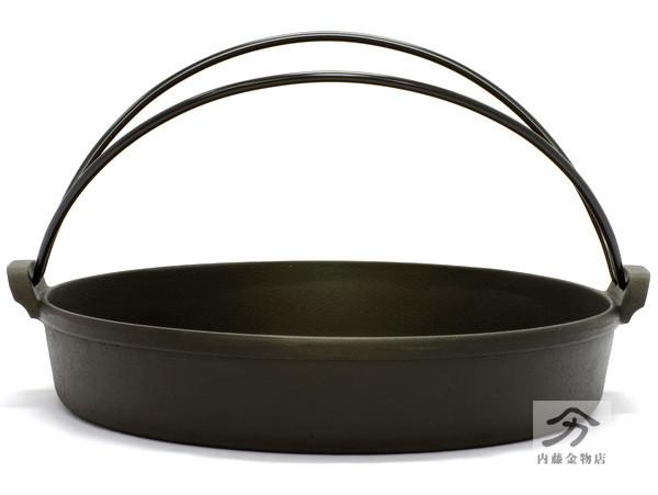 岩鋳すき焼き鍋28